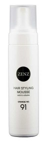 Bild på Zenz No 91 Hair Styling Mousse Extra Volume Orange 200 ml