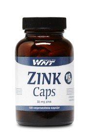 Bild på Zink Caps 30 mg 100 kapslar