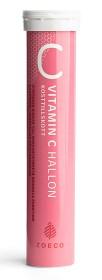 Bild på Zoeco Vitamin C Hallon 20 brustabletter