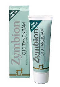 Bild på Zymbion Q10 tandkräm 75 ml