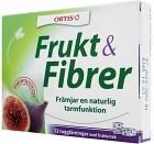 Frukt & Fibrer 12 tuggtärningar