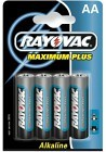 Rayovac Maximum PLUS AA (R6) 4 st