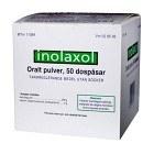 Inolaxol, oralt pulver i dospåse 50 st