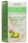 Andrea Naturals Ready-To-Use Cold Wax Apple & Pear