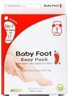 Baby Foot fotpeelingpåsar