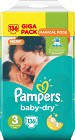 Pampers Baby-Dry S3 5-9 kg 136 st