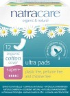 Natracare Binda Super Plus Ultratunn 12 st