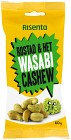 Risenta Cashewnötter Wasabi 60 g