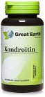 Great Earth Chondroitin CSA Sulfate A 500 mg 60 kapslar