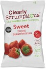 Clearly Scrumptious Sweet Dried Strawberries 30 g