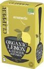 Clipper Organic Lemon & Ginger Infusion 20 st