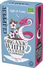 Clipper Organic White Tea Raspberry 26 tepåsar