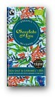 Dark Chocolate with Caramel & Sea Salt 100 g