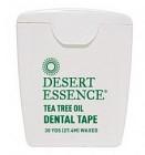 Desert Essence Tea Tree Oil tandtråd 30 YDS bred