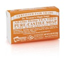 Dr Bronner Tea Tree Bar Soap