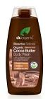 Dr Organic Cocoa Butter Body Wash 250 ml