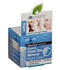Dr Organic Dead Sea Mineral Night Cream 50 ml