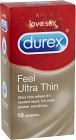 Durex Fetherlite Ultra 10 kondomer