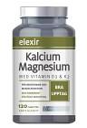 Elexir Kalcium Magnesium 120 tabletter