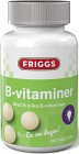 Friggs B-vitaminer 150 tabletter