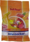 Fruit Power Druvsocker Fruktmix