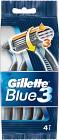 Gillette Blue3 Engångshyvlar 4 st