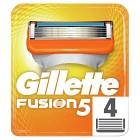 Gillette Fusion5 rakblad 4 st