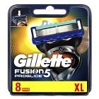 Gillette Fusion5 ProGlide rakblad 8 st