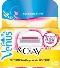 Gillette Venus & Olay Sugarberry rakblad 3 st