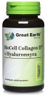 Great Earth Biocell Collagen + Hyaluronsyra 60 kapslar