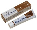 Kingfisher Tandkräm Baking Soda Mint (utan fluor) 100 ml