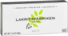 Lakritsfabriken Salty Liquorice 40 g