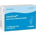 Laxiriva, pulver till oral lösning i dospåse 20 st