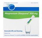Magnesium Diasporal, granulat till oral lösning 300 mg 20 st