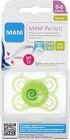 MAM Perfect Napp 0-6 månader - Blandade färger