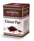 Monbana Chocolaterie Cacao Pur Kakaopulver i Metallbox 200 g
