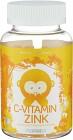 Monkids C-vitamin & Zink 60 tuggtabletter