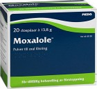 Moxalole, pulver till oral lösning i dospåse 20 st