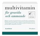 Multivitamin för gravida och ammande 90 st