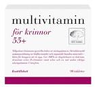 Multivitamin för kvinnor 55+ 90 st