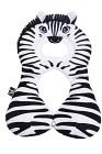 Nackkudde Zebra