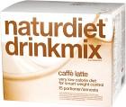 Naturdiet Drinkmix Caffe Latte 15 portioner