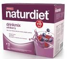 Naturdiet Drinkmix Wildberry 15 portioner
