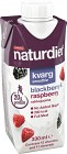 Naturdiet Kvargsmoothie Blackberry Raspberry 330 ml