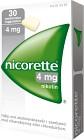 Nicorette, medicinskt tuggummi 4 mg 30 st