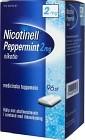Nicotinell Peppermint, medicinskt tuggummi 2 mg 96 st