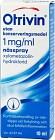 Otrivin utan konserveringsmedel nässpray 1mg/ml 10ml