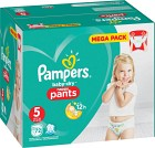 Pampers Baby-Dry Nappy Pants S5 12-17 kg 72 st
