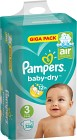 Pampers Baby-Dry S3 6-10 kg 136 st