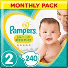 Pampers New Baby S2 Månadsbox